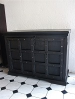 Large indian style storage or TV unit