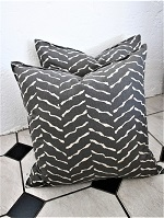 4 Grey and Cream new cushions